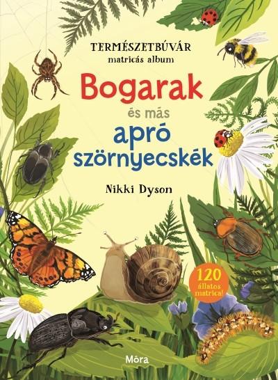 nikki-dyson-bogarak-es-mas-apro-szornyecskek–termeszetbuvar-matricas-album-233689